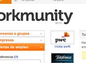 Workmunity Portal empleo social