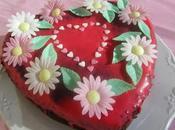Brownie Valentín