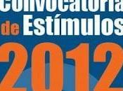 Becas Estimulos Colombia 2012