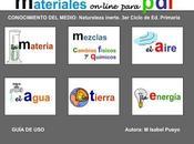 Materiales online para Pizarra Digital Interactiva