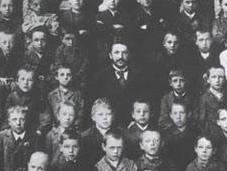 Hitler, estudiante