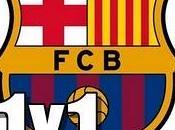Barça. Real Madrid F.C.Barcelona gano relativa facilidad.Incluye videoresumen.