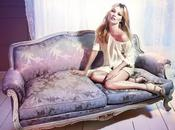 Kate Moss otra topless para primavera 2012