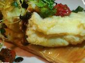 Cocina Creativa Vegana: Pastel patata, cherries albahaca