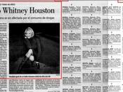 Whitney Houston muere resucita Nación