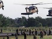 Bombardeos Colombia, acorralan población civil
