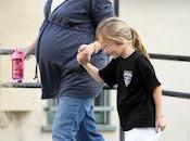 Famosas también están embarazadas: Parte
