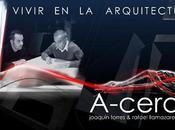 """presentamos paneles exposición a-cero """"vivir arquitectura"""" ivam, valencia"""