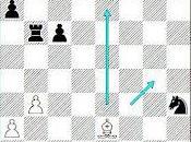 Aprender ajedrez: jaque descubierta