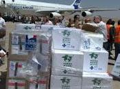 envíos medicamentos material sanitario para emergencias protagonizan suministros 2011 Farmamundi