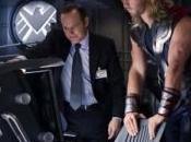 Nueva imagen Vengadores Thor Coulson