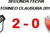 Boys:2 Colón:0 (Fecha