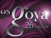 Goya 2012 Lista galardonados