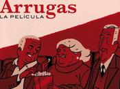 'Arrugas' gana Goya mejor película animación