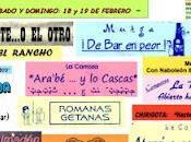 Letras Carnaval Almadén 2012