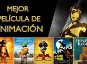 Carrera Oscar III: Mejor película animación