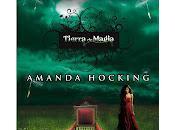 Tierra Magia Viaje, Amanda Hocking