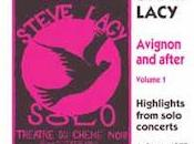 Steve Lacy: Avignon After