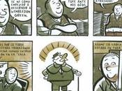 Lecturas desde Parada (5); Wimbledon Green, historia nacida cuaderno dibujante Seth