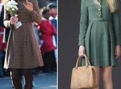 Duquesa Cambridge visita Oxford. Consigue vestido