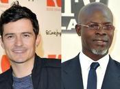 Orlando Bloom Djimon Hounsou trabajarán juntos 'Zulu'
