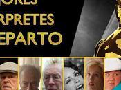 Carrera Oscar Mejores Intérpretes Reparto