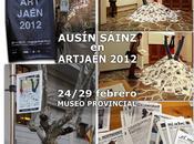 ArtJaén 2012. Ausín Sáinz