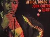 John Coltrane quartet Africa/Brass (1961)