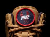 Nike Dunk, Flight Foamposite inspirados espacio