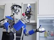 Presentado ceBIT robot obedece órdenes gestos