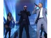 Pitbull, chris brown ne-yo star game (2012)