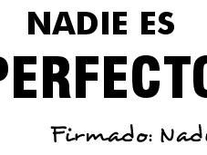 paradoja perfección: síndrome perfeccionismo