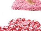Burbujas enamoradas: alfombras