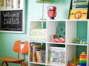 vintage: habitación infantil