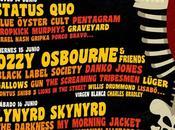 nuevas incorporaciones Azkena Rock Festival 2012