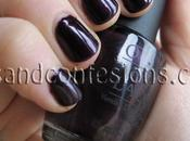 Nail Swatches: Lincoln Park Midnight (OPI)