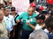 Colectivos socialistas Guayana plantan cara Rangel Gómez CVG.