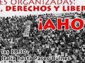 """Pauta Prensa Coordinadora marzo """"Marcha Internacional Mujer"""""""