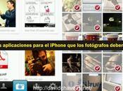 Siete nuevas aplicaciones para iPhone fotógrafos deberían usar