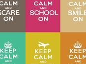Láminas keep calm...para descargar gratis free printable calm