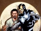 Portada Salvador Larroca para Invincible Iron