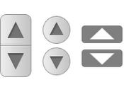 Nuevos botones Arriba Abajo para Blog