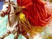 jinete caballo blanco