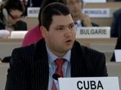 Cuba defiende Naciones Unidas respeto libre orientación sexual