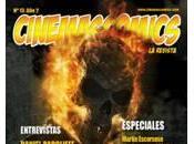 Cinemascomics: revista número