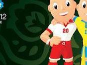Euro 2012. pasarela jóvenes estrellas