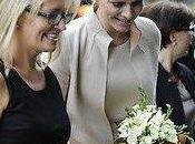 Charlene Mónaco inaugura Australia muestra sobre Grace Kelly