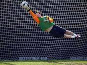 Messi también puede portero