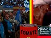 Activistas militantes derechona hacen montajes Tele5 para favorecer ante opinión pública