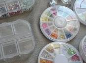 Organizando cositas para nail